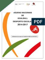 RegrasNacionaisGoalball_Desporto Escolar