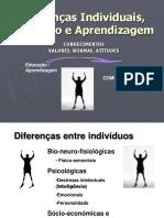 Diferenças Individuais e