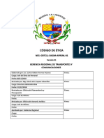 CODIGO DE ETICA GRTCLL 2018