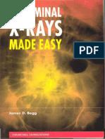 James D. Begg - Abdominal X-Rays Made Easy 1st ed (1999, Churchill Livingstone).pdf