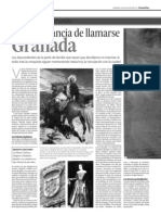 GDM en Granada Hoy 11