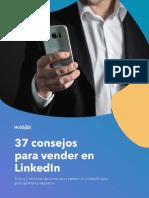 37 consejos para vender en LinkedIn