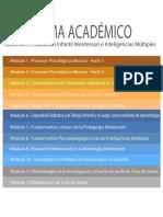 2 Programación Académica MEI