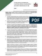 RESOLUCION N° 00085-2020-JEE-LIC1_JNE
