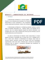03-Módulo 3 - Administração de Materiais