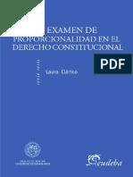 el examen de proporcionalidad en el derecho constitucional.pdf