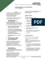Schmierstofftabelle Hydraulik_SEN78-92_D+E