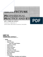 Professional Practice and Ethics