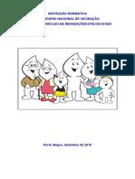 Instruções Normativa RS - Calendário Nacional de Imunizações (2017)