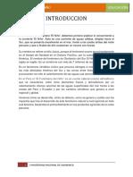 CAUSA Y EFECTOS DEL FENOMENO DEL NIÑO - PERU
