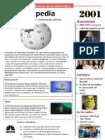 Historia de La Informatica 2001