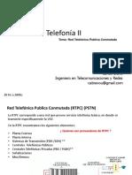 PPT Red telefonica publica conmutada