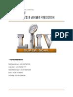 BANA 212B_Final Report_Super Bowl 2019 Winner Prediction.pdf