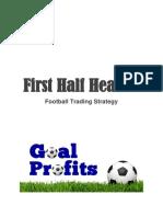 Football trading Strategy