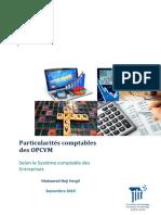 Comptabilité OPCVM-cours 2019