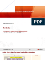 Agile Controller-Campus SD-WAN Instruction v1.0 (Traning Material)