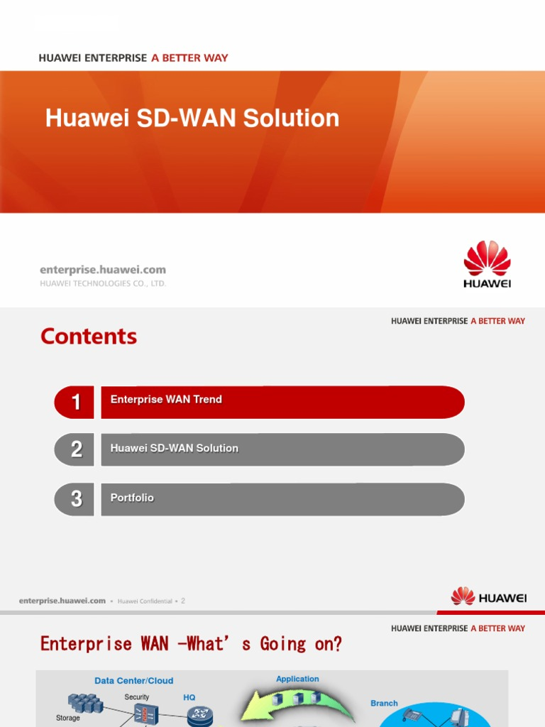 Huawei Sd Wan Solution V1 0 Traning Material Virtual Private Network Multiprotocol Label Switching