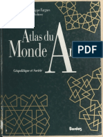 Atlas du Monde Arabe