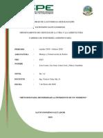 Determinacion de_ Pendientes