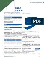Fester Banda PVC