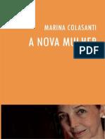 A Nova Mulher - Marina Colasanti.pdf