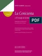 Cenicienta Libreto Opera de Rossini