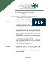 8.4.1.1 SK tentang Standarisasi dan Klasifikasi Pengkodean