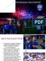 2019 Greater Nevada Field Report