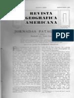 Jornadas patagónicas / Kinkelin Pelletan, Julio de