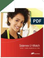 U-Match Folleto Comercial (español)