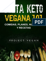 Dieta Keto Vegana 101 - Comidas - ProjectVegan