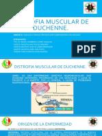 PRESENTACION OBJETIVO 5.1 NUCLEO DISTROFIA MUSCULAR DE DUCHENNE