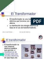 IEE2A2 - 09 A - El Transformador
