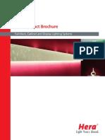 HERA 2014 New Product Brochure