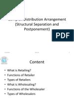 3. Complex Distribution Arrangement