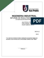Imforme de resultados HAS200_IND_8-3.2