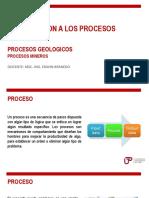 SEMANA 01-INTRODUCCION A LOS PROCESOS MINEROS