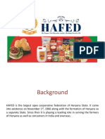 Presentation HAFED