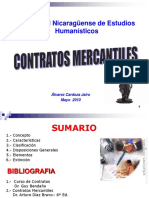 CONTRATOS MERCANTILES. PARTE GENERAL.ppt