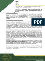 CONTRATO DE LICENCIAS E IMPLEMENTACION DICOSAVI CON MEMBRETE