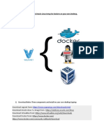 Vagrant and Oracle Linux Setup for Dockers on your own Desktop.doc