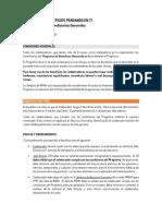 Ejemplo de Programa de Beneficios Laborales