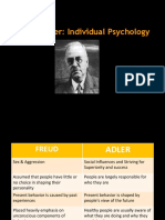 3 Adlerian Theory of Personality