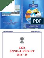 CEA Annual Report 2019