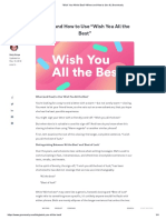 """Wish You All the Best""–When and How to Use It _ Grammarly"