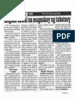 Abante Tonite, Jan. 9, 2020, angkas bawal na magsakay ng tabatsoy.pdf