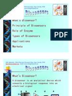 Biosensor Presentation