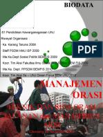 Manajemen Aksi Dan Orasi