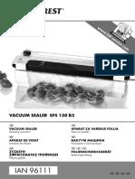 manual de utilizare aparat vidst