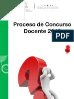 PRESENTACION CONCURSO DOCENTE PARA SDDTH-2